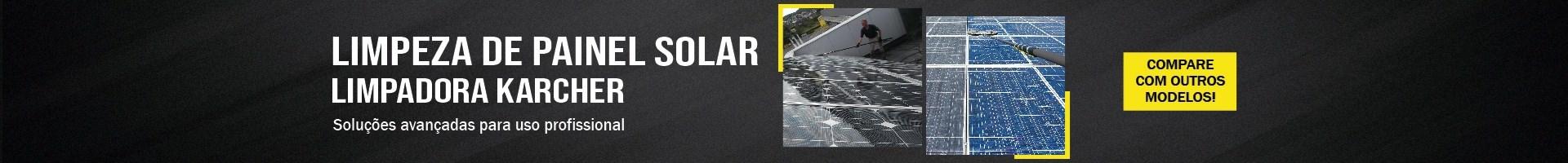 Limpadora de Painel Solar