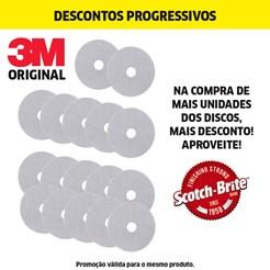 DISCO PAD BRANCO SUPER POLIDOR - 300MM