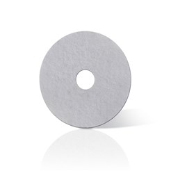 DISCO PAD BRANCO SUPER POLIDOR - 410MM