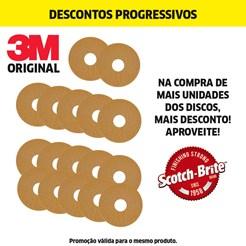 DISCO PAD PELO DE PORCO - 685MM