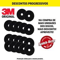 DISCO PAD PRETO REMOVEDOR - 380MM