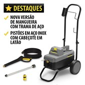 Produto LAVADORA DE ALTA PRESSÃO KARCHER HD 585 PROFI