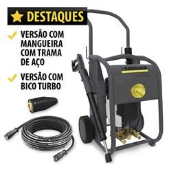 LAVADORA DE ALTA PRESSÃO KARCHER HD 6/15 PRÁTICA