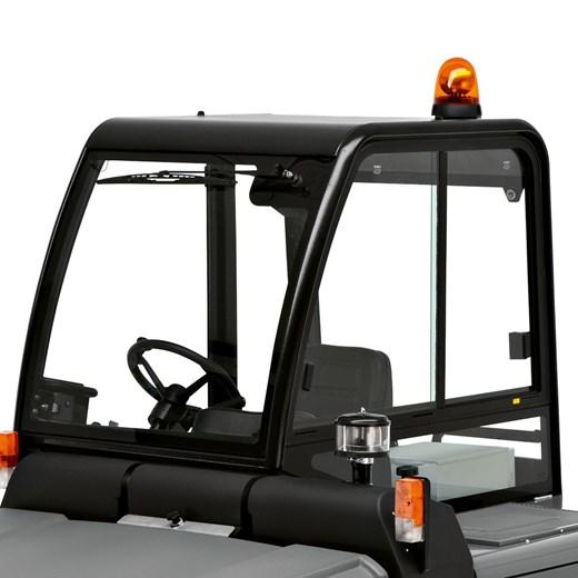 VARREDEIRA AUTOMÁTICA KARCHER KM 150/500 R